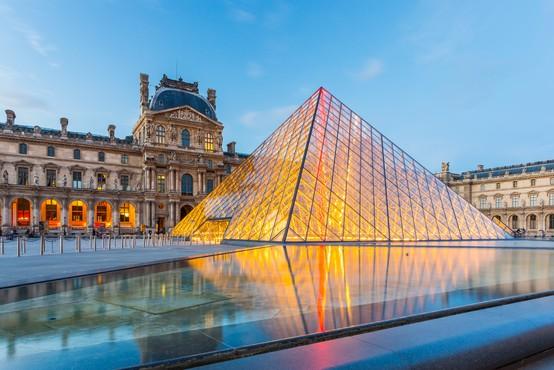Pariški muzej Louvre ponovno odpira vrata za obiskovalce