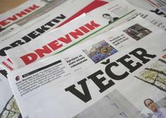 AVK naj bi zaradi suma neprijavljene koncentracije preiskovala Delo, Dnevnik in Večer