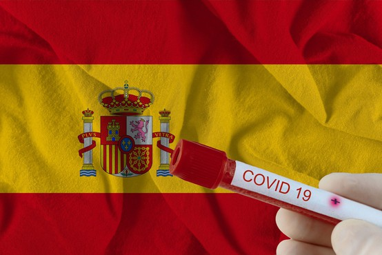 V Španiji protitelesa razvilo zgolj pet odstotkov od več kot 61.000 sodelujočih ljudi