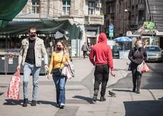 Na Balkanu zaradi naraščanja števila okužb omejitveni ukrepi