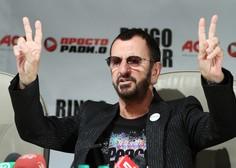 Ringo Starr še pri 80 verjame v mir in ljubezen