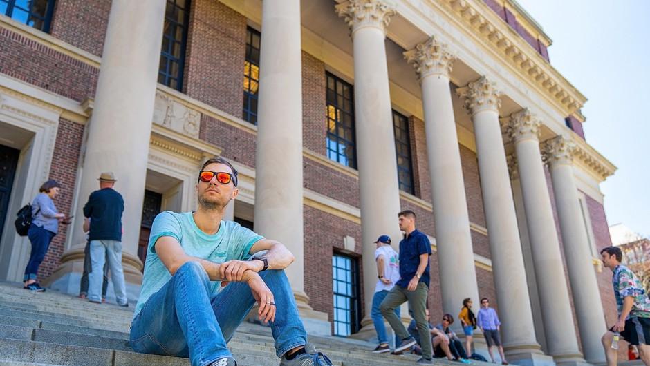 ZDA nameravajo izgnati tuje študente, če bodo predavanja virtualna (foto: Shutterstock)