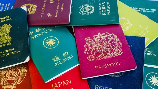 Japonski potni list najboljši za potovanja, slovenski na 12. mestu (foto: Shutterstock)