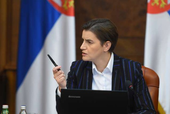 Srbske oblasti z omejitvenimi ukrepi proti covidu-19 v Beogradu