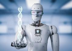 """Na univerzi v britanskem Liverpoolu so razvili """"robotskega znanstvenika"""""""