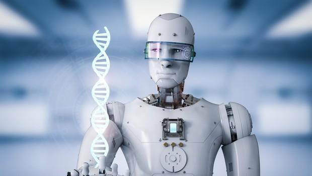 """Na univerzi v britanskem Liverpoolu so razvili """"robotskega znanstvenika"""" (foto: Profimedia)"""