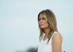 Melania Trump nenapovedano obiskala organizacijo za pomoč materam samohranilkam