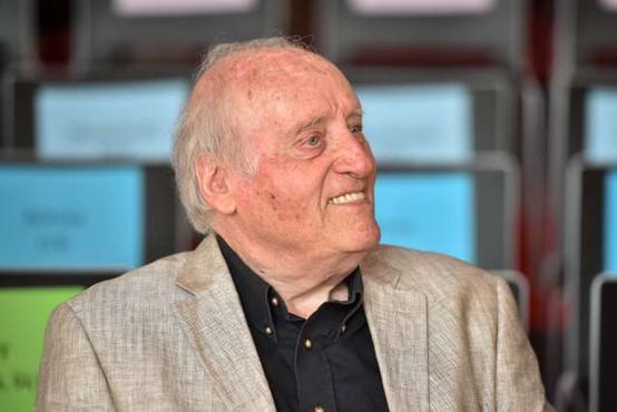Maestro slovenske zabavne glasbe Mojmir Sepe danes praznuje 90. rojstni dan