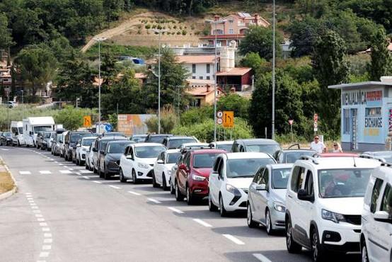 Hrvaška sprejela zaostrene ukrepe pri vstopu v državo za potnike iz tretjih držav