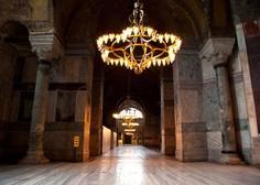 Turško odločitev, da čudoviti Hagiji Sofiji spremenijo status, po svetu vzbuja obžalovanje