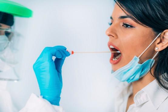 V zadnjih 24 urah v Sloveniji 34 na novo okuženih, testiranih 1159 oseb