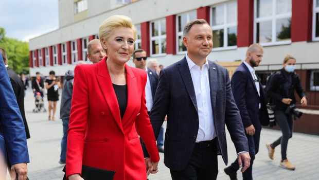 O novem predsedniku bodo na Poljskem odločale desetinke (foto: profimedia)