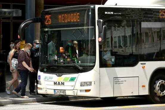Povečan inšpekcijski nadzor v javnem prometu
