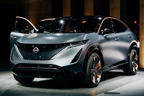 """Nissan predstavil električni avto """"za novo dobo"""""""