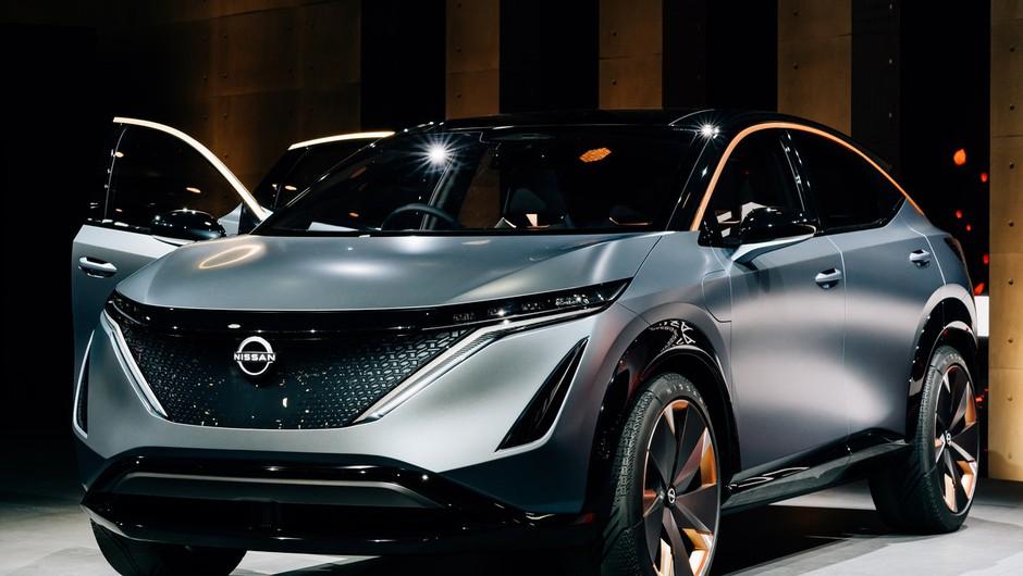 """Nissan predstavil električni avto """"za novo dobo"""" (foto: profimedia)"""