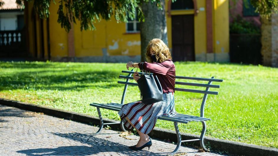 Italijanska vlada namerava obdržati številne ukrepe za zajezitev širjenja koronavirusa (foto: Profimedia)