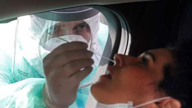 Na Hrvaškem 86 novih okužb, skupaj več kot 4.000 okuženih (foto: Hina/STA)