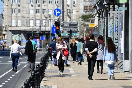 V Srbiji so v zadnjih 24 urah potrdili še 383 okužb