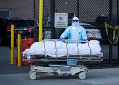 Okužbe in smrti zaradi covida-19 se še naprej širijo po ZDA