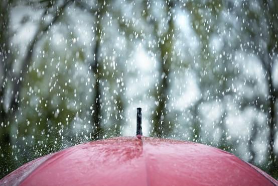 Ponoči bodo padavine prehodno zajele večji del države
