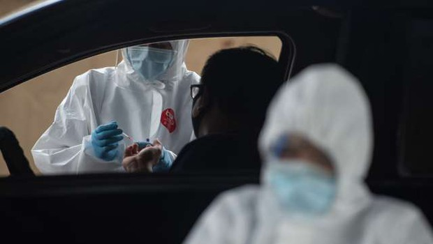 V hrvaški Istri v zadnjih 24 urah potrdili deset okužb (foto: Xinhua/STA)