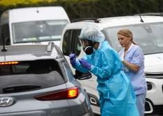 V četrtek potrdili 19 primerov okužb, v Hrastniku še trije novi primeri