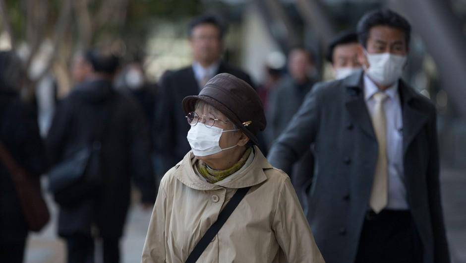 V Tokiu so potrdili 293 novih primerov okužb (foto: Profimedia)
