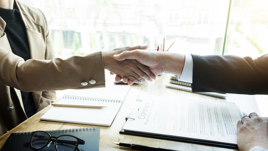 Kako v 60 sekundah prepričate bodočega šefa, da ste pravi človek za podjetje (foto: profimedia)