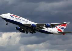 British Airways bo iz uporabe umaknil celotno floto jumbo jetov