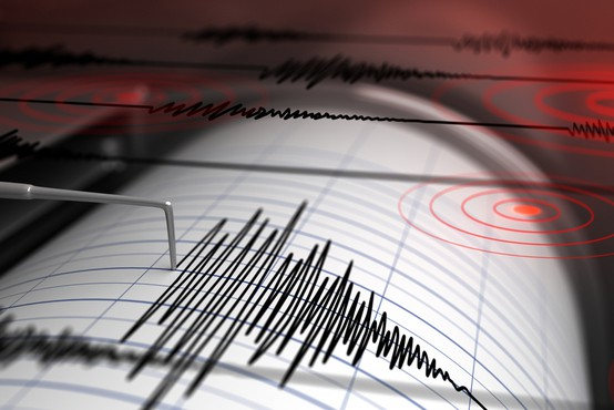Zmeren potresni sunek v Kobaridu