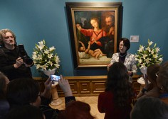 Za italijanskega renesančnega slikarja Rafaela usodna zdravniška napaka