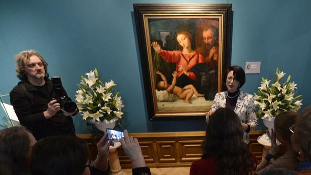 Za italijanskega renesančnega slikarja Rafaela usodna zdravniška napaka (foto: Profimedia)