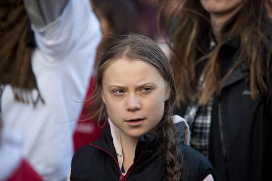Greta Thunberg prejela milijon evrov vredno nagrado za človečnost