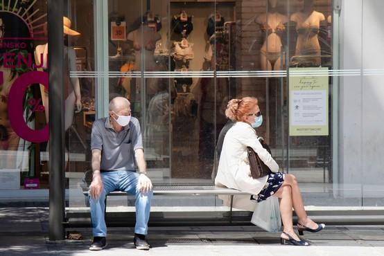 V Srbiji so v zadnjih 24 urah potrdili 359 novih okužb