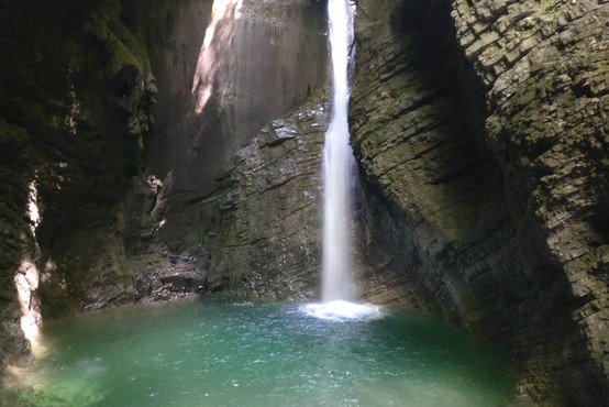 To so slapovi po Sloveniji, ob katerih se bomo hladili v vročih dneh