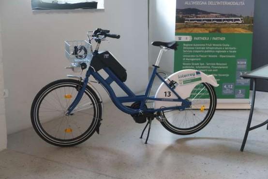 S projektom Crossmoby si bo mogoče izposoditi električno kolo