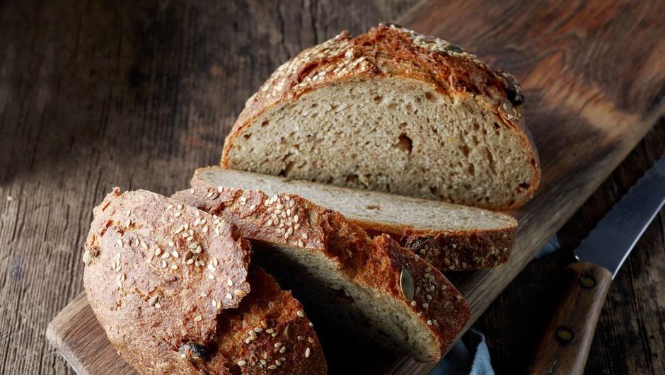 Kaj pa kruh? Je zares tako nezdrav? (odgovarja: Mario Sambolec) (foto: profimedia)