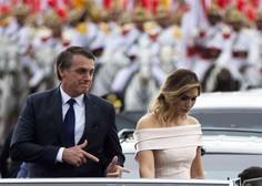Brazilski predsednik Jair Bolsonaro znova pozitiven na testu za koronavirus