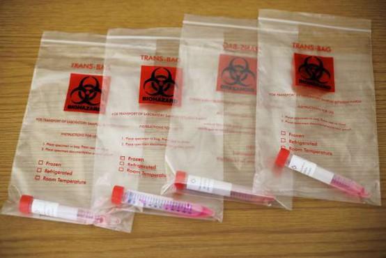 Policija zasegla 17.000 lažnih testov za novi koronavirus