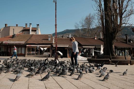 V Bosni in Hercegovini so v zadnjih 24 urah potrdili 324 novih okužb