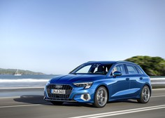 Novi Audi A3 Sportback – avto, kjer občutite razliko