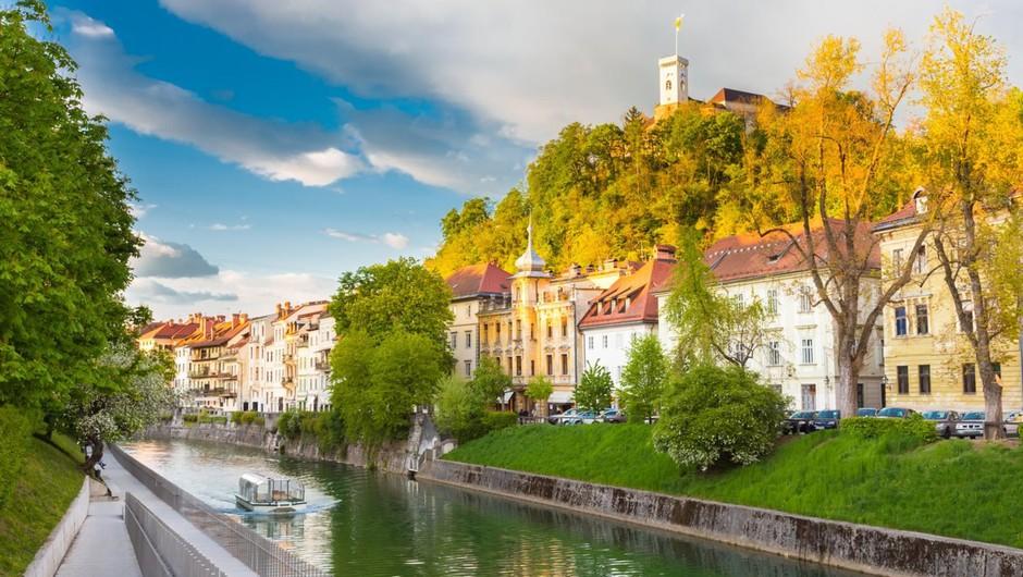 Ideja o kopanju v Ljubljanici na Špici še živa (foto: profimedia)
