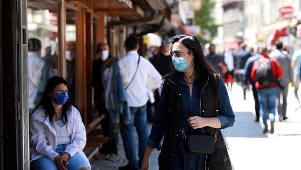 V Bosni in Hercegovini so v zadnjem dnevu potrdili 343 novih okužb (foto: Profimedia)
