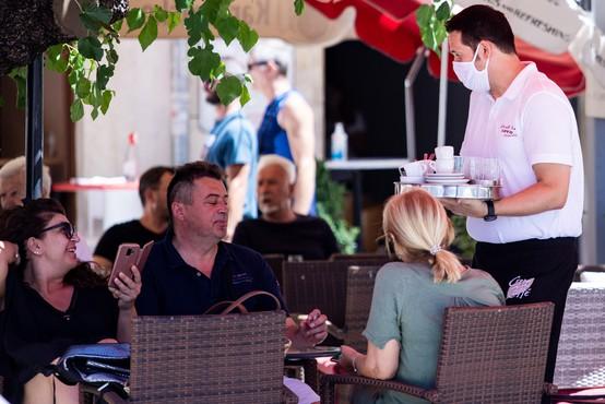 Na Hrvaškem so v zadnjem dnevu zabeležili 104 okužbe