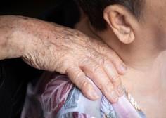 Nove cone za ločevanje okuženih oskrbovancev v hrastniškem domu starejših