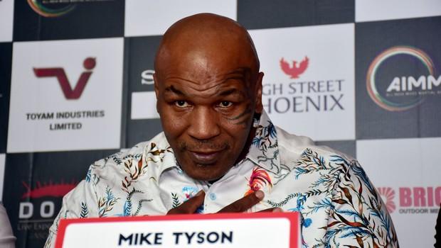 Mike Tyson se septembra vrača v boksarski ring (foto: profimedia)