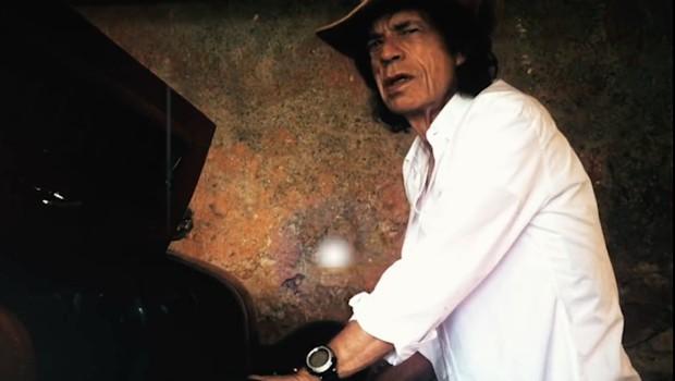 """Mick Jagger pravi, da nov album, ki bo izšel septembra, """"zveni kar dobro"""" (foto: profimedia)"""