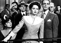 Poslovila se je zadnja zvezda zlate dobe Hollywooda Olivia de Havilland