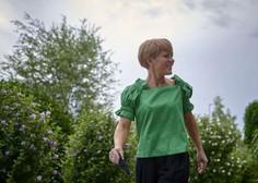 """Aleksandra Pivec: """"Vedno bom s ponosom nosila različne majice, značke, predpasnike ..."""""""