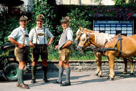 Avstrijski St. Wolfgang bi lahko postal novi Ischgl